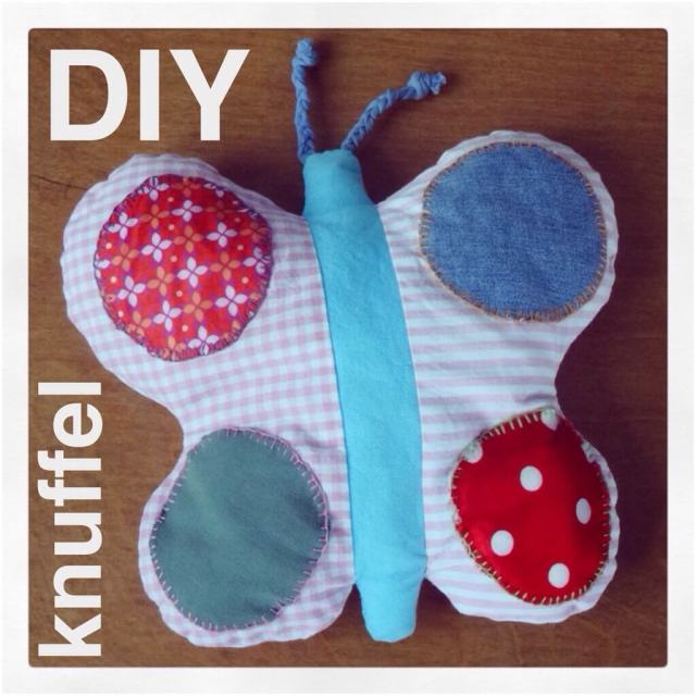 DIY: een vlinderknuffel maken