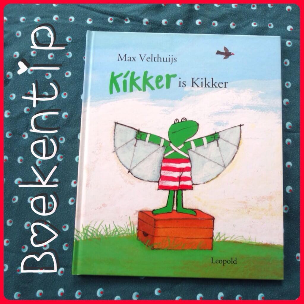 Boekentip: Kikker is Kikker