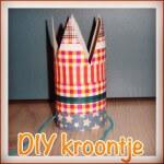 DIY: kroontje knutselen voor Koningsdag