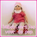 Bewaar de kleinste babykleertjes voor de pop van je kind!