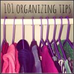 101 organizing tips voor een opgeruimd huis met kids