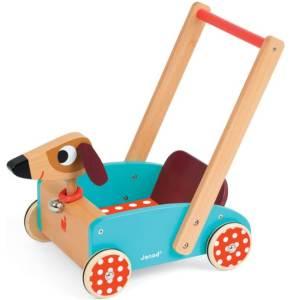 Verjaardagscadeau voor kids van 1 jaar: leuke cadeau tips voor een baby - loopwagen
