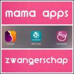Mama apps op je smartphone: zwangerschap