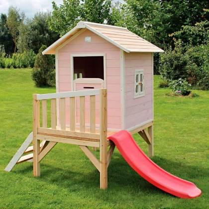 buitenspeelgoed cadeau voor kinderen: speelhuisje