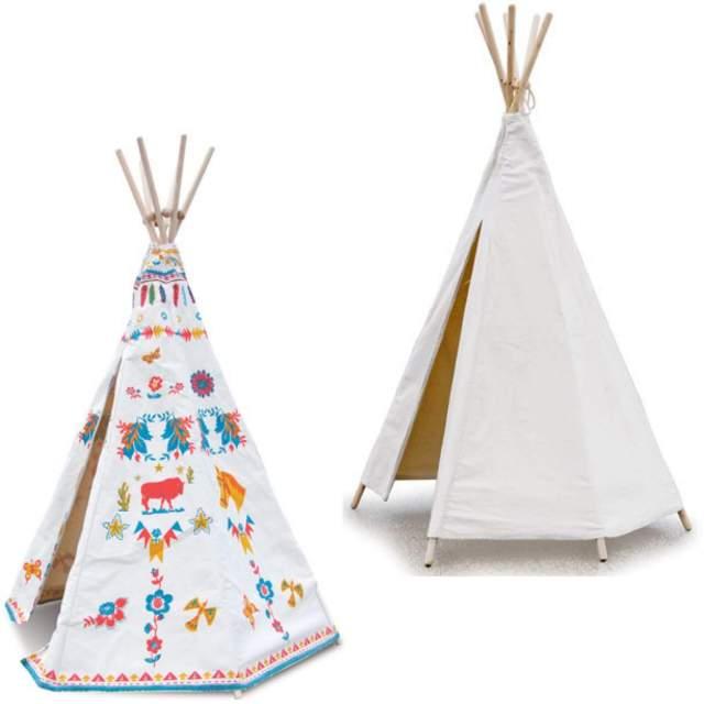 Tipi tenten voor kinderen van Vilac