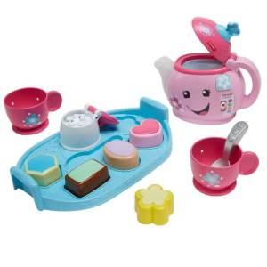 De leukste kraamcadeaus voor de geboorte van een baby - Fisher Price theeservies