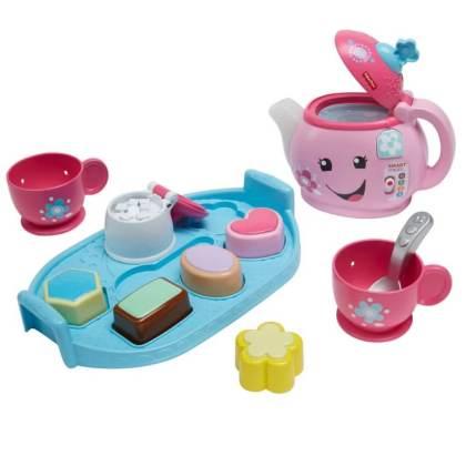 Baby verjaardag: cadeau ideeën voor kinderen van 1 jaar - Fisher Price theeservies