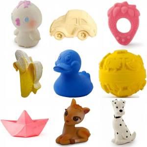 De leukste kraamcadeaus voor de geboorte van een baby - oli & carol bijt- & badspeelgoed