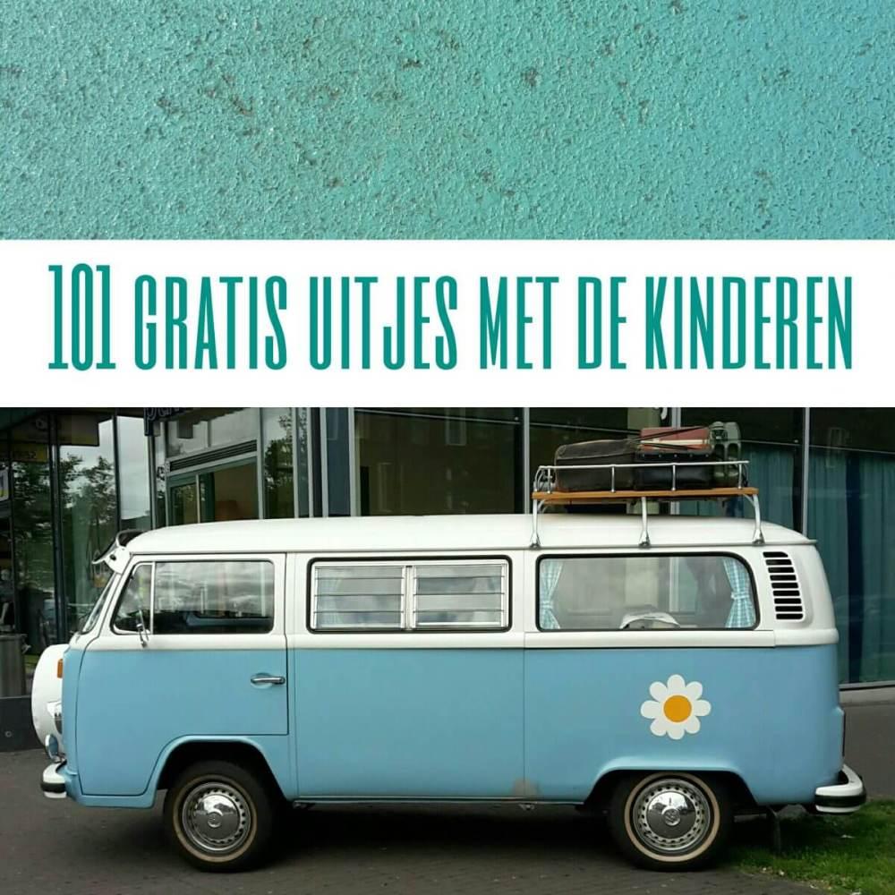 101 gratis uitjes met de kinderen