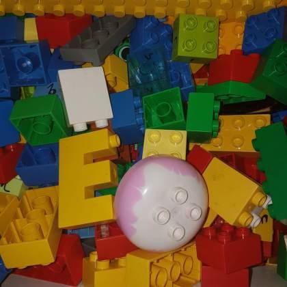 Cadeau voor peuters en kleuters die graag bouwen: LEGO Duplo
