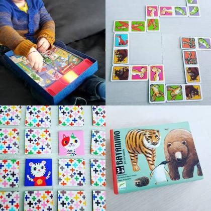 verjaardag cadeau ideeën voor een kleuter van 4 jaar of 5 jaar - spelletjes