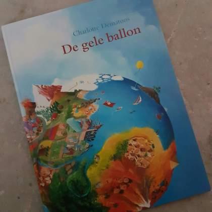 De gele ballonvan Charlotte Dematons