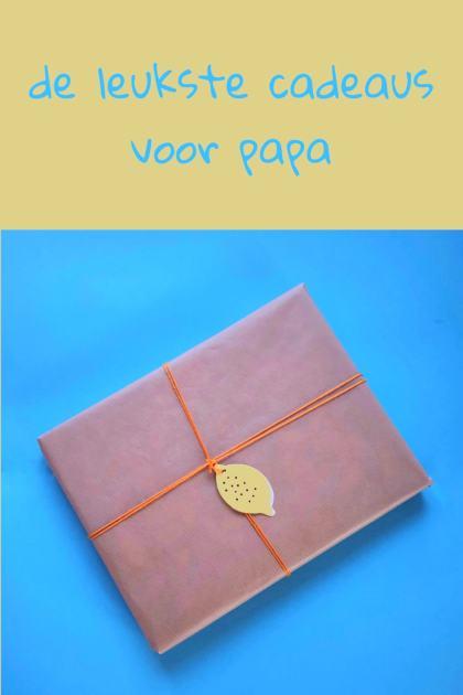 De leukste cadeautips voor mannen: wat voor cadeau koop je voor papa?