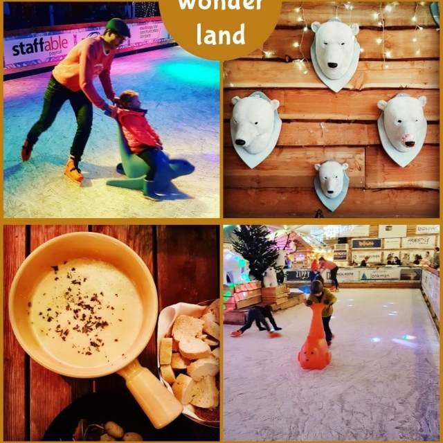 Schaatsen, spelletjes doen en lekker eten aan zee bij Winter Wonderland in Noordwijk aan Zee