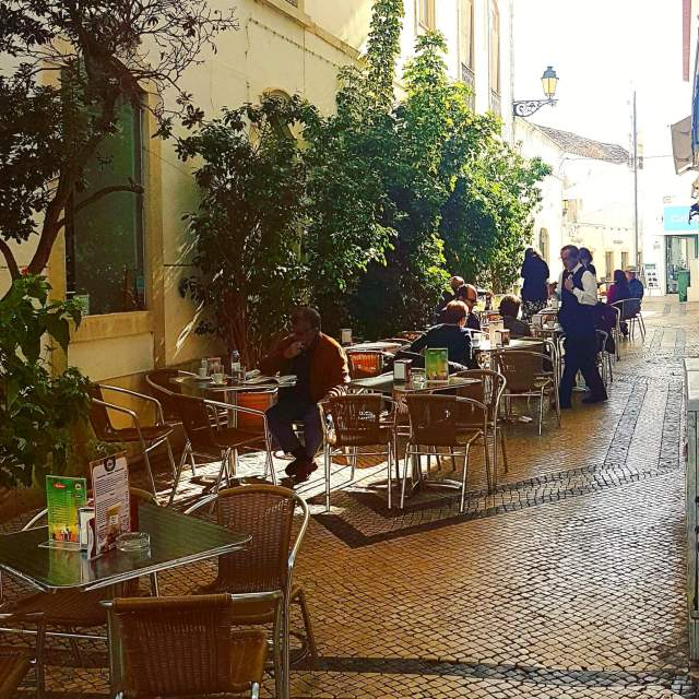 De leukste kindvriendelijke restaurants in de Algarve - Childfriendly restaurants Algarve - Olhos d´Agua, Faro Pasteleria Gardy