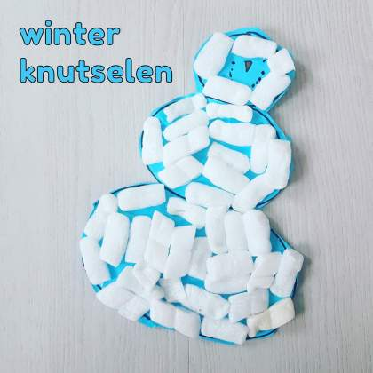winter knutselen