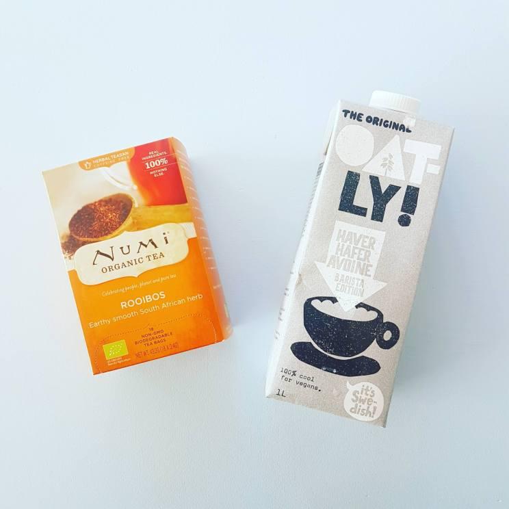 Rooibos latte: alternatief voor wie geen koffie wil drinken en ook lekker voor kids