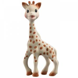 De leukste kraamcadeaus voor de geboorte van een baby - sophie de giraf