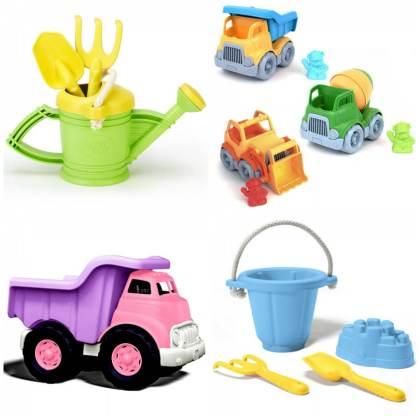 Voor jou gespot: het leukste buitenspeelgoed voor deze zomer - green toys