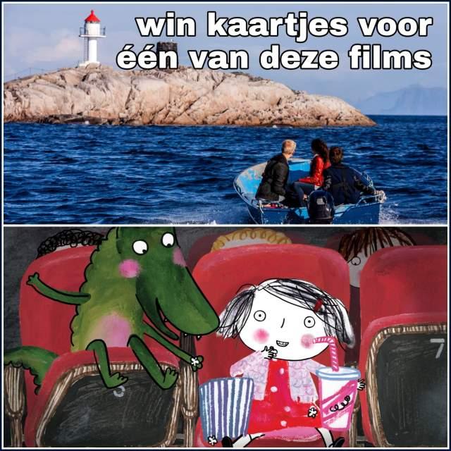 Zomervakantie winactie: win kaartjes voor een van deze twee toffe films: TRIO – De Jacht op een Legendarische Schat én Rita & Krokodil 2