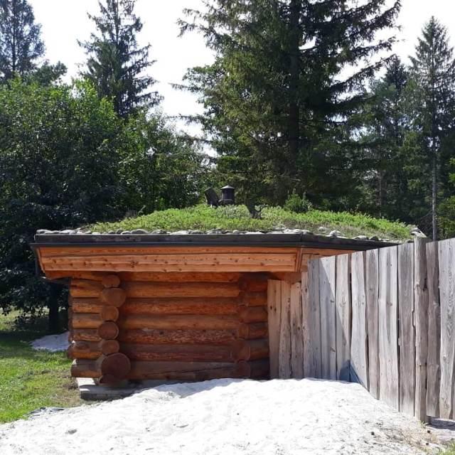 Vakantie in Slovenië met kids, Outdoor Paradijs! Camping Kamp Menina sauna