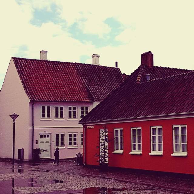 moderne stad Odense, maar ook sprookjesstad met historie van Hans Andersen