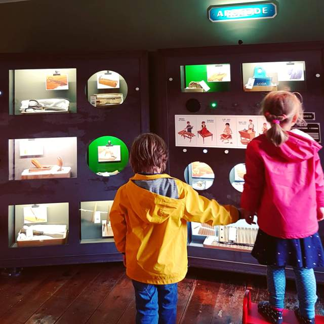 Sprookjesstad Odense met kinderen - Møntergården Børnemuseet Histotorium museum