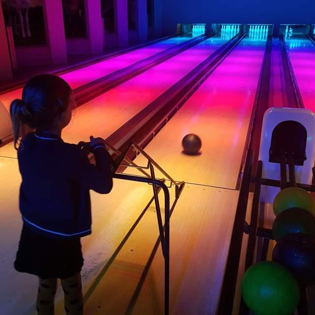 Bowlingbaan in Vakantiepark Dierenbos