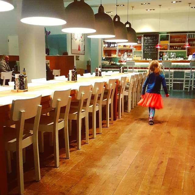 kindvriendelijk restaurant Mama in Hamburg