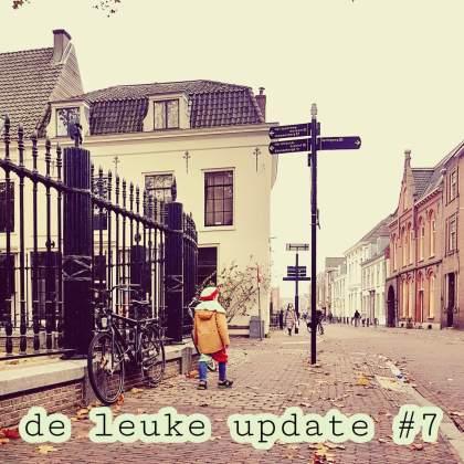 De Leuke Update #7 | Pakjesavond