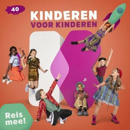 leuk cadeau voor Sinterklaas: cd of dvd van Kinderen voor Kinderen