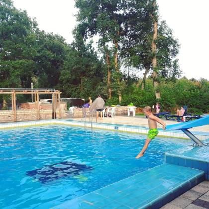 Camping De Lemeler Esch buitenzwembad