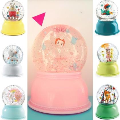 nachtlampje Djeco voor kinderkamer, leuk als cadeau