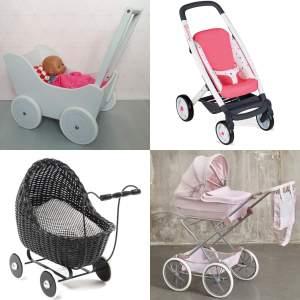 Leukste kraamcadeau: 101 cadeau ideeën voor de geboorte van een baby - poppenwagens