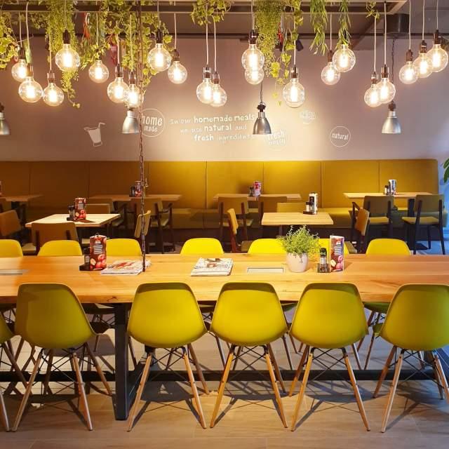 Duinrell Plaza La Place restaurant