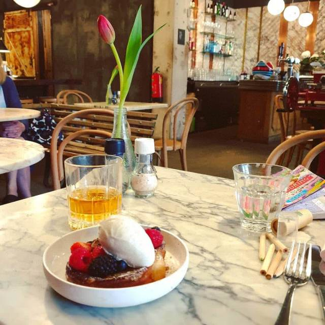 Cafe Libertine in de Wolvenstraat in Amsterdam