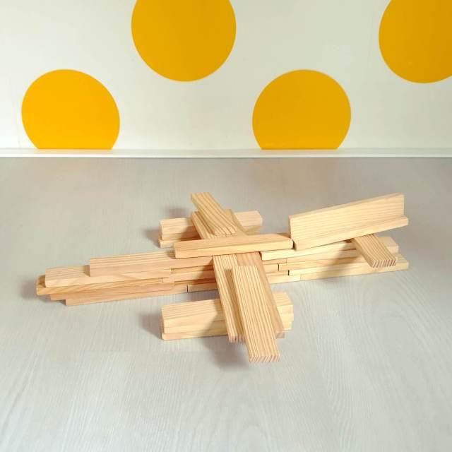 KAPLA voorbeelden: vliegtuig