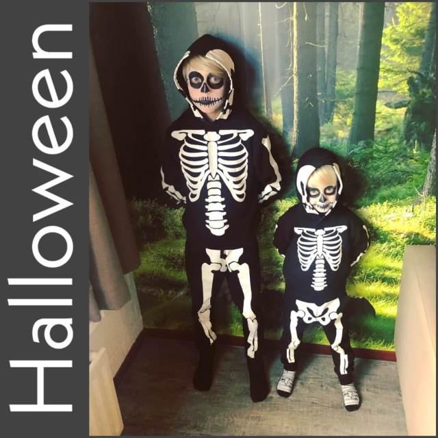 Halloween met kinderen: uitjes en ideeën om je huis te versieren