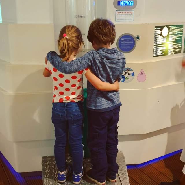 Watermuseum: technisch museum voor nieuwsgierige kinderen in Arnhem