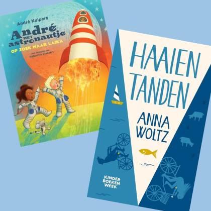 Toffe boeken over reizen en voertuigen voor de Kinderboekenweek: het Kinderboekenweekgeschenk en het prentenboek