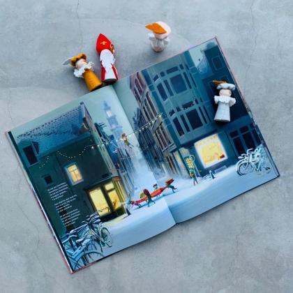 Sinterklaasliedjes van Mark Janssen