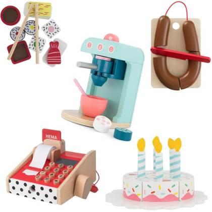 Goedkoop En Duurzaam Houten Speelgoed Gespot Bij De Hema