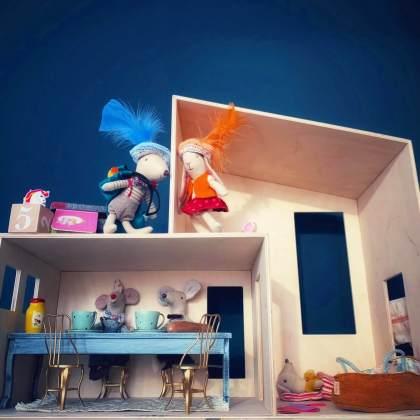 Kleuter verjaardag: cadeau ideeën voor kinderen van 4 jaar of 5 jaar - poppenhuis Ferm Living