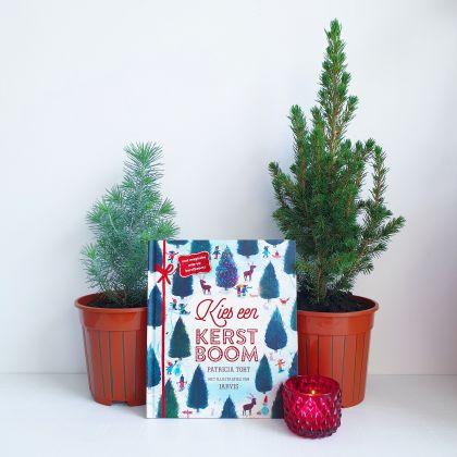 De leukste kinderboeken over kerst - Kies een kerstboom