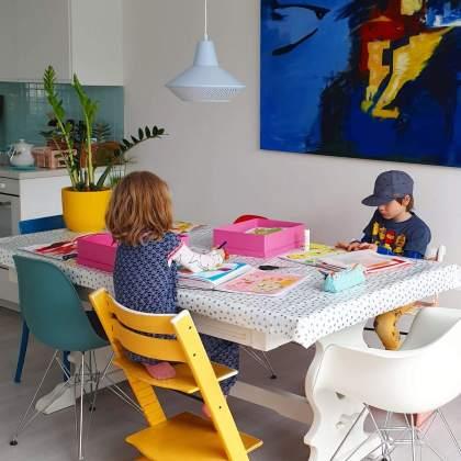 101 ideeën om te knutselen met kinderen - plakboeken met knutselwerkjes