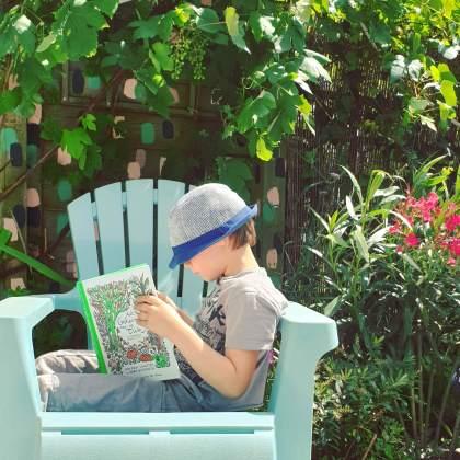 Kinderen leren over tuinieren en planten boeken, spelletjes en apps (3)