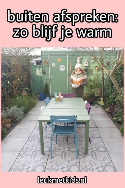 Het is best wel een uitdaging: veilig en binnen de regels van de lockdown je vrienden en familie zien. Buiten afspreken in de tuin of om te wandelen is ideaal, maar hoe blijf je warm? Doe als de Scandinaviërs, met deze tips!