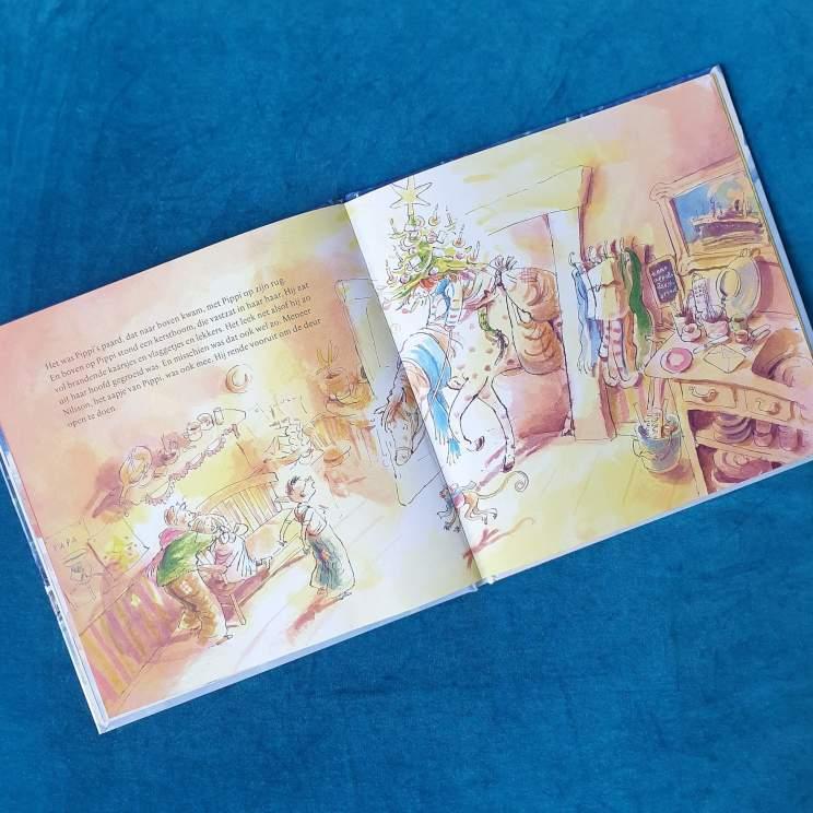 Pippi en de dansende kerstboom - Pippi Langkous
