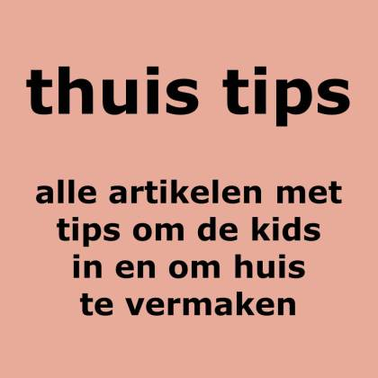 thuis tips