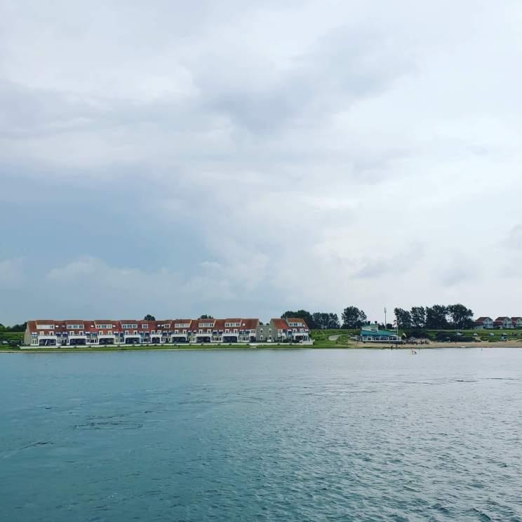 strandtent Jeanzz aan het Grevelingenmeer